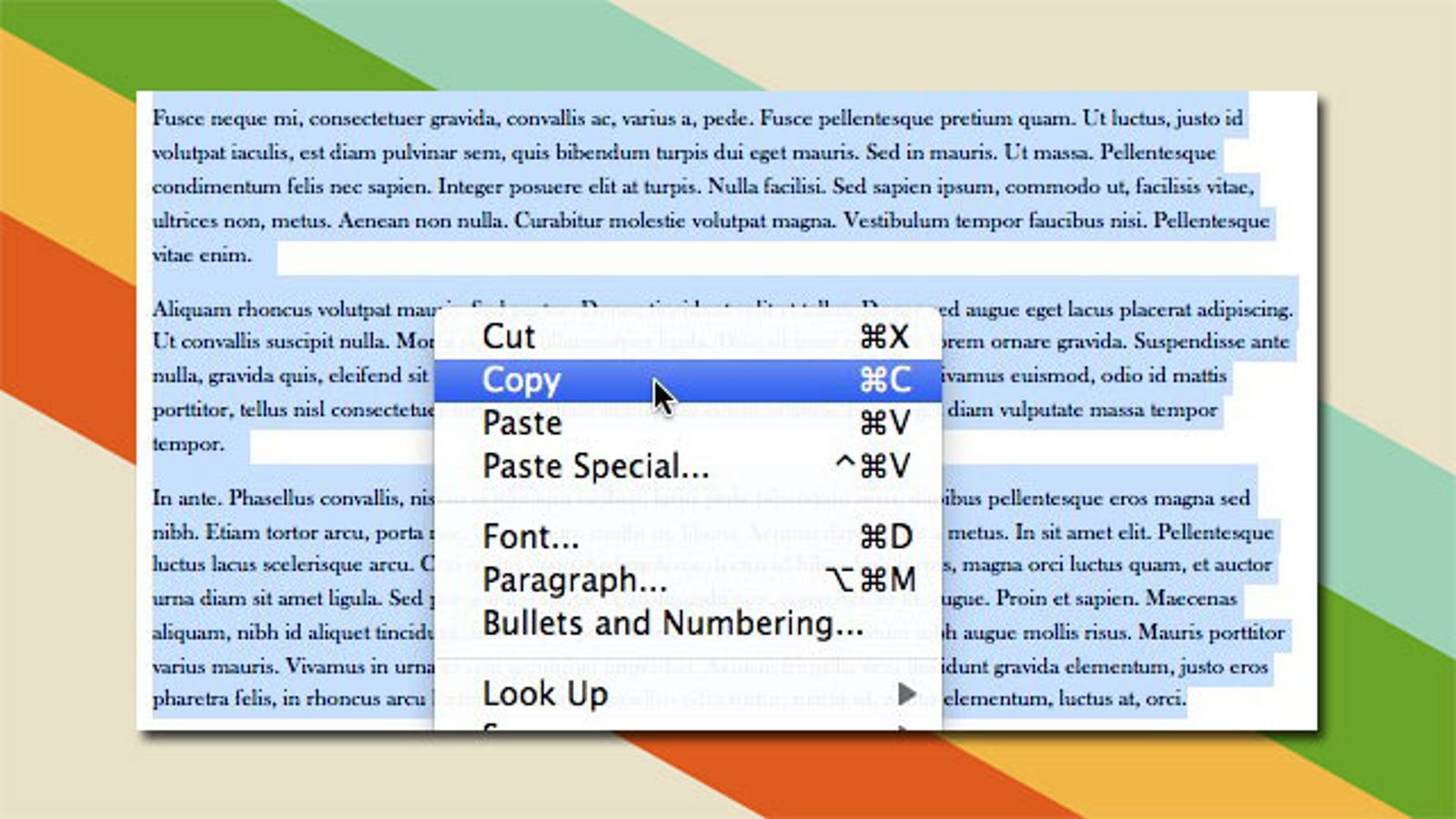 How to Copy, Cut, and Paste for Beginners