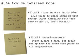 Illustration for article titled We Heart This Blog That Hilariously Skewers Corny Police Procedurals