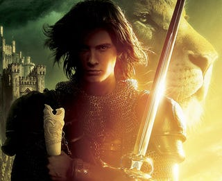 Illustration for article titled Why Are We Pleased That Prince Caspian Is A Flop?