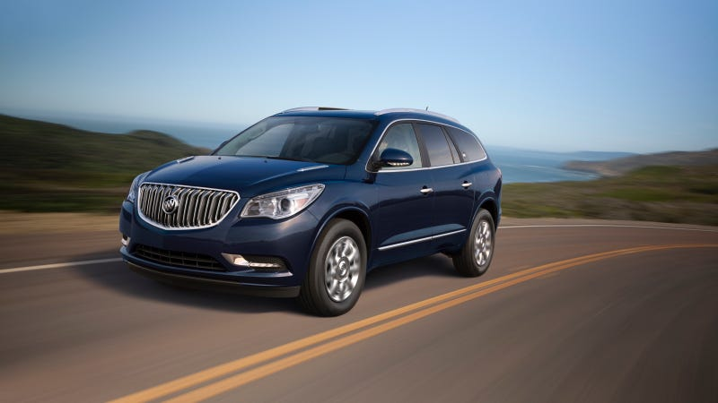 Illustration for article titled Buick Enclave: Jalopnik's Buyer's Guide