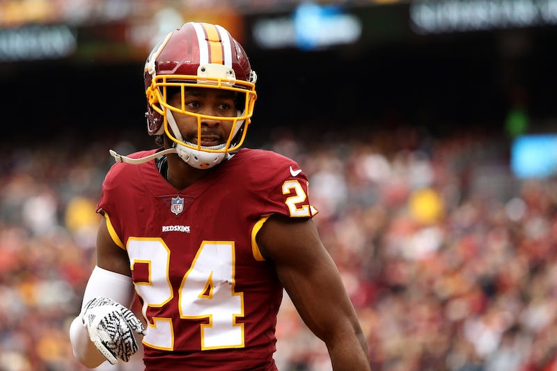 Illustration for article titled Josh Norman Has The Right Idea But The Wrong Solution