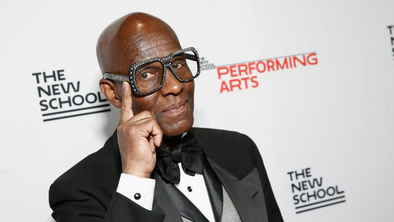69ad7edb3f1a1 Dapper Dan attends the 70th Annual Parsons Benefit on May 21