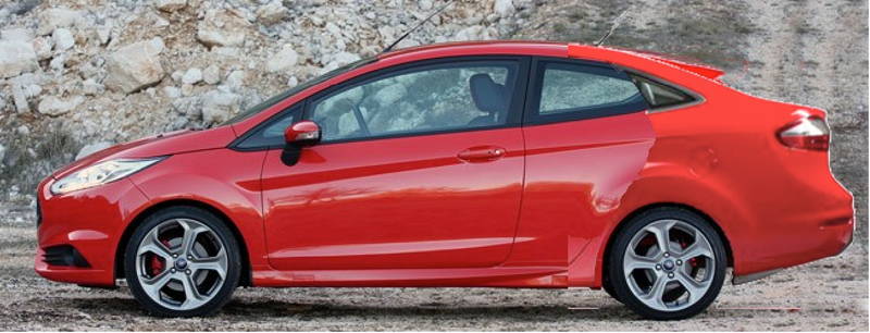 Illustration for article titled Your Awful Car Photoshop of The Night