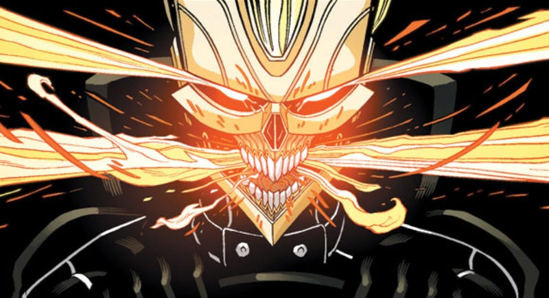 Illustration for article titled All the Secrets of SHIELD's Deadly New Ghost Rider