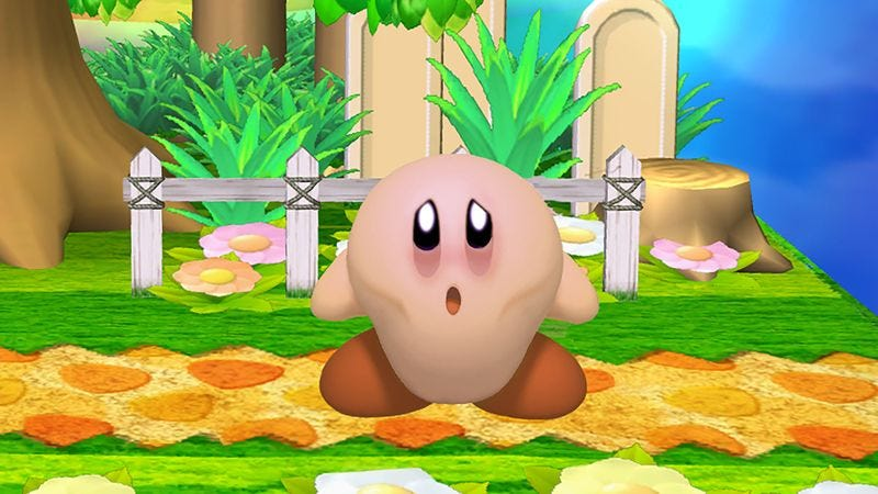 Illustration for article titled Gaunt, Sickly Kirby Takes Leave Of Absence From Video Games Following Stomach Cancer Diagnosis