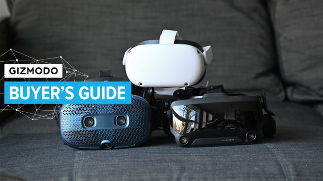 The Best VR Headsets You Can Get Right Now