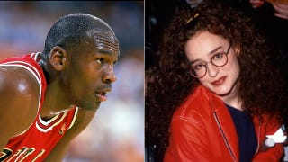 Illustration for article titled Former MTV VJ Says Michael Jordan Tried To Win Her Virginity At Dice