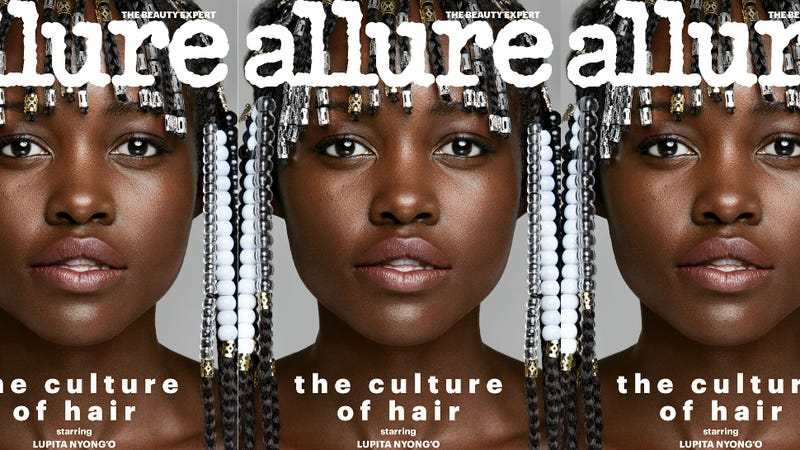 xslxvacpp5olyqcn2i1u - Lupita Nyong' o Talks to Allure About Embracing Her Hair: 'I've Tried It All'