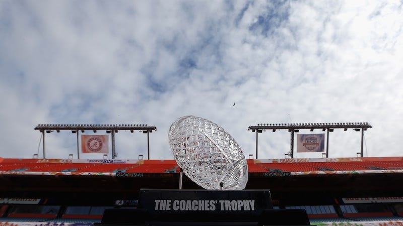 Illustration for article titled Your Root-For-Ebola BCS National Championship Open Thread