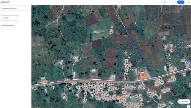 Google Maps Will Let You Draw Missing Roads