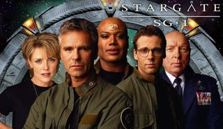 Illustration for article titled Why I Think Stargate SG-1 Is The Greatest Show Of All Time