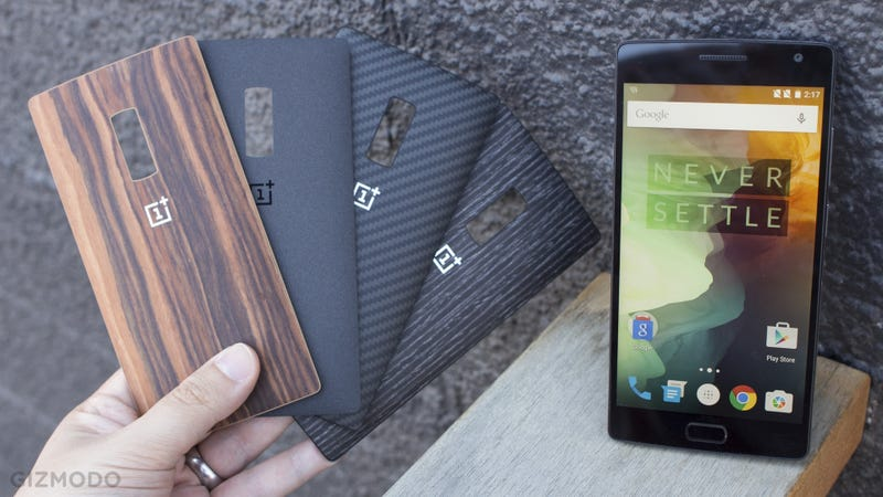 Illustration for article titled OnePlus 2 Hands-On: So Good, It Makes Me Want To Leave Verizon