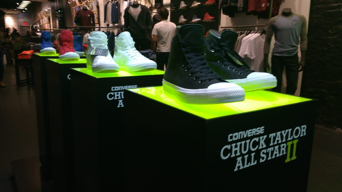 f5cd0ab1a689 What It s Like to Wear the New Converse Chuck II