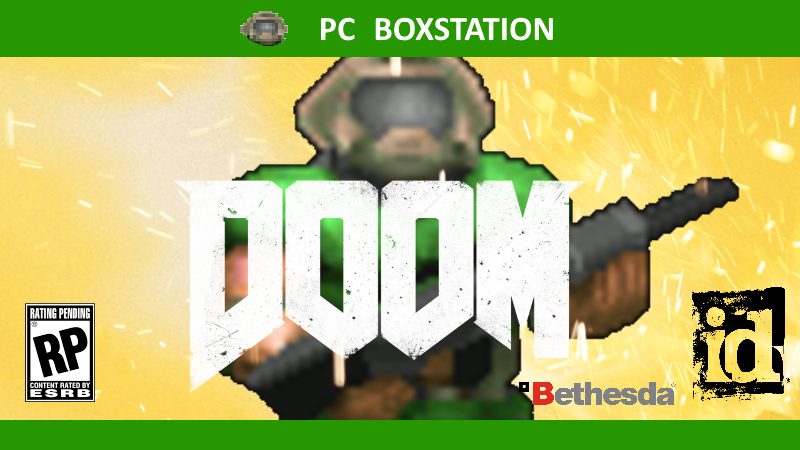 Illustration for article titled Doom's SnapMap Update: A Modern Classic?