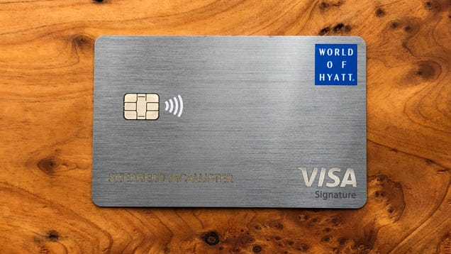The World Of Hyatt Visa Is The One Hotel Credit Card That S Right