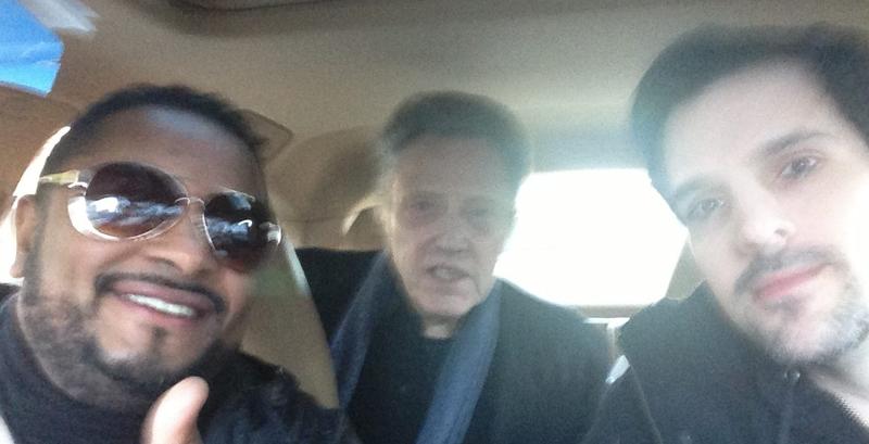Illustration for article titled Christopher Walken nem kapott taxit, úgyhogy elvitte két rajongója
