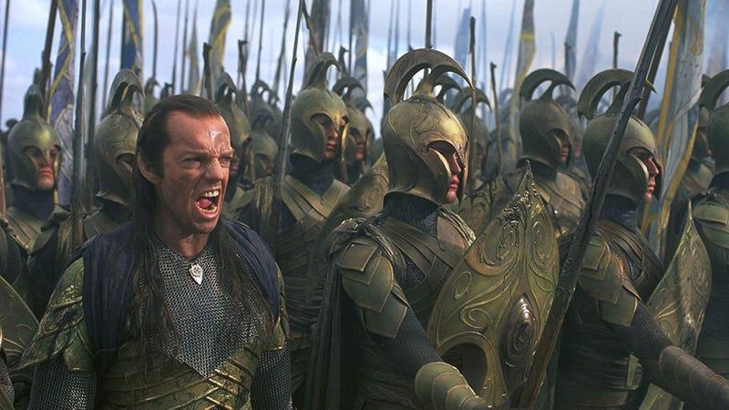 Illustration for article titled Amazon trabaja en un nuevo juego de El Señor de los Anillos al estilo de World of Warcraft