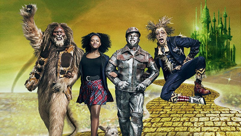 Illustration for article titled If You Have a Heart You'll Join Us in Live-Blogging The Wiz Live!