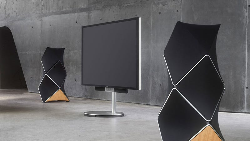Illustration for article titled For $40,000, This Bang & Olufsen Speaker Should Play Sound in 11 Dimensions