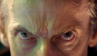 Illustration for article titled Doctor Who director says Capaldi brings back the classic dark Doctor