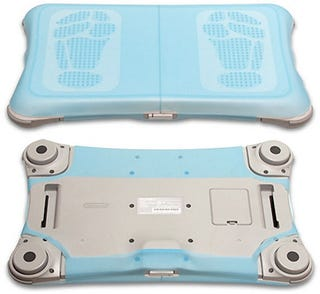 Illustration for article titled Wii Fit Foot Massage Pad Mixes Pleasure With Pain