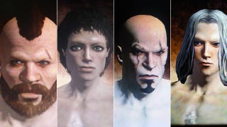 Illustration for article titled From God of War to The King of Pop, Here's Dragon's Dogma's Character Creator
