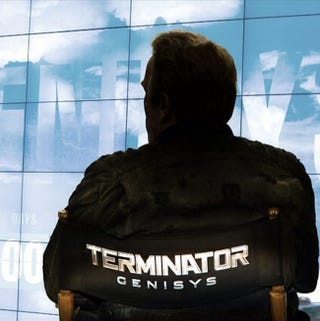 Illustration for article titled Typo Somehow Becomes New Official Terminator Movie Title