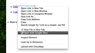 Illustration for article titled View ZIP and RAR Files in Google Docs with this Handy Extension