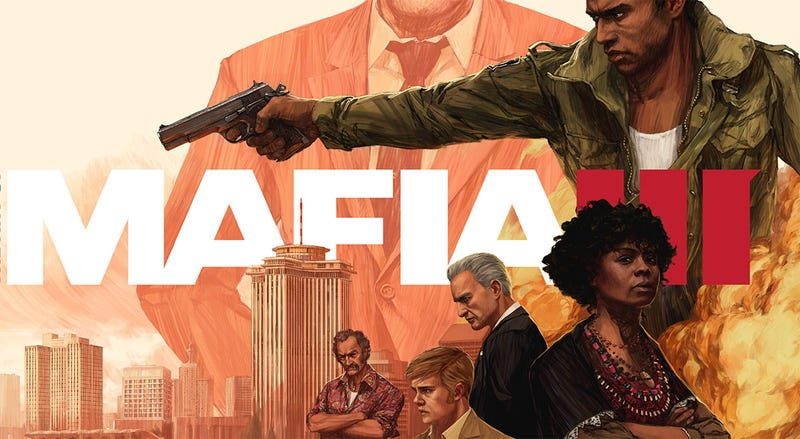 Illustration for article titled The Art Of Mafia III