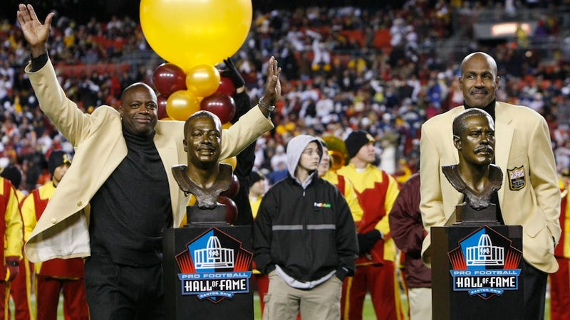 Illustration for article titled Two Redskins Hall Of Famers Say Redskins Nickname Is Offensive