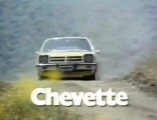 Illustration for article titled It's About Time... For The 1976 Chevette?