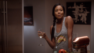 """Gabrielle Union as Mary Jane in episode 8 of Being Mary Jane's season 2: """"One Is the Loneliest Number""""BET"""