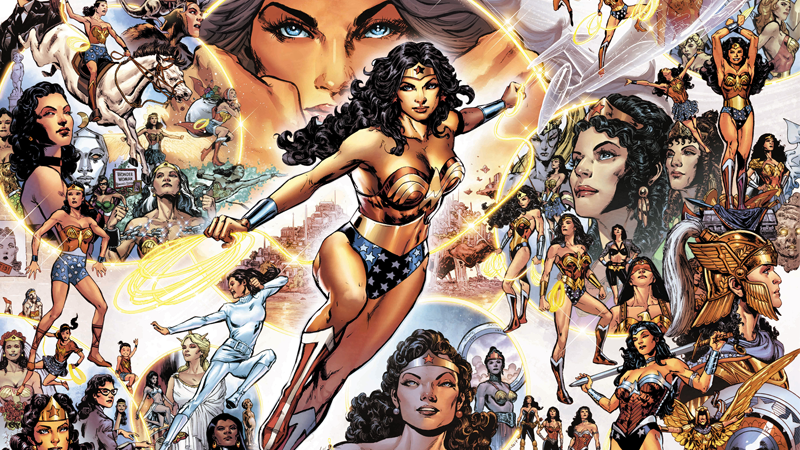 Illustration for article titled You Can Only Find the Best Version Of Wonder Woman in Sensation Comics