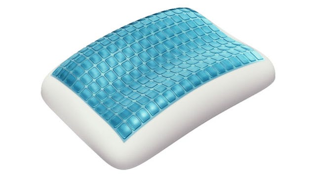 What Is The Coolest Memory Foam Mattress Technogel Memory Foam Pillows Cool You Off While You Sleep