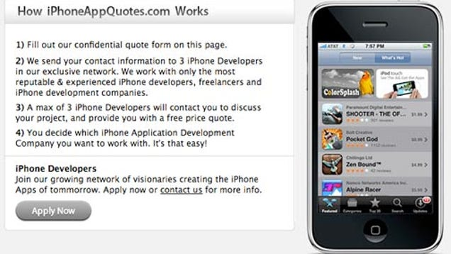 How To Pitch An App Idea To An Iphone Developer
