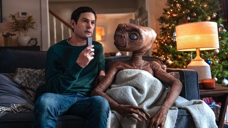 E.T. Phone Home....on an Xfinity device, ideally.