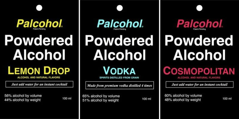 Illustration for article titled Powdered Alcohol is About to be a Thing