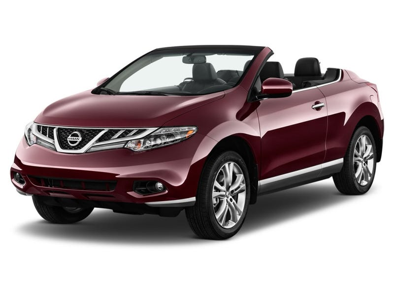 Illustration for article titled Questions regarding: Nissan Murano CrossCabriolet