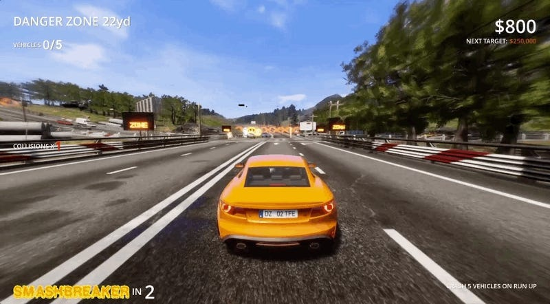 racing games are coming back in a big way