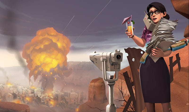 Illustration for article titled The Biggest Changes Hidden In Team Fortress 2's New Update