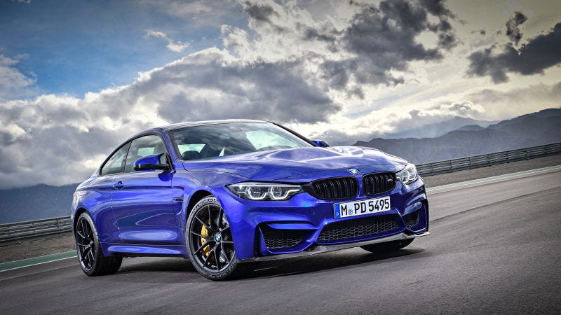 Illustration for article titled BMW M Boss Says High-Powered Automatics Will Even Kill Dual-Clutch Gearboxes