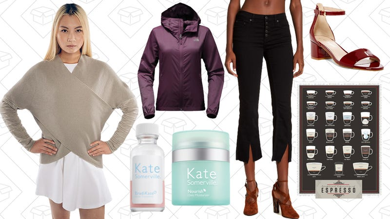 Illustration for article titled Today's Best Lifestyle Deals: Pop Chart Lab, ThinkGeek, Kate Somerville, Backcountry, and More