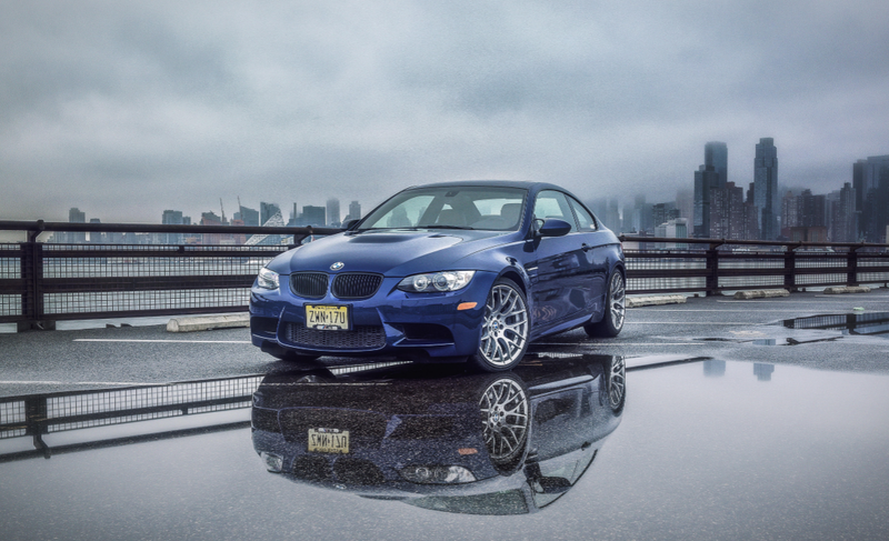 Your Ridiculously Awesome BMW E92 M3 Wallpaper Is Here