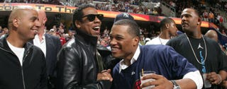 Illustration for article titled With Sports Venture, Jay-Z Sets Yet Another Precedent For Success