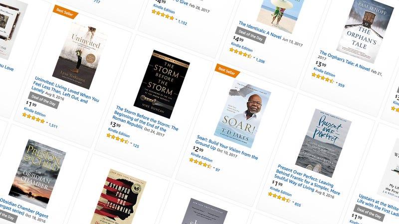 New York Times Bestsellers Kindle Sale   Amazon