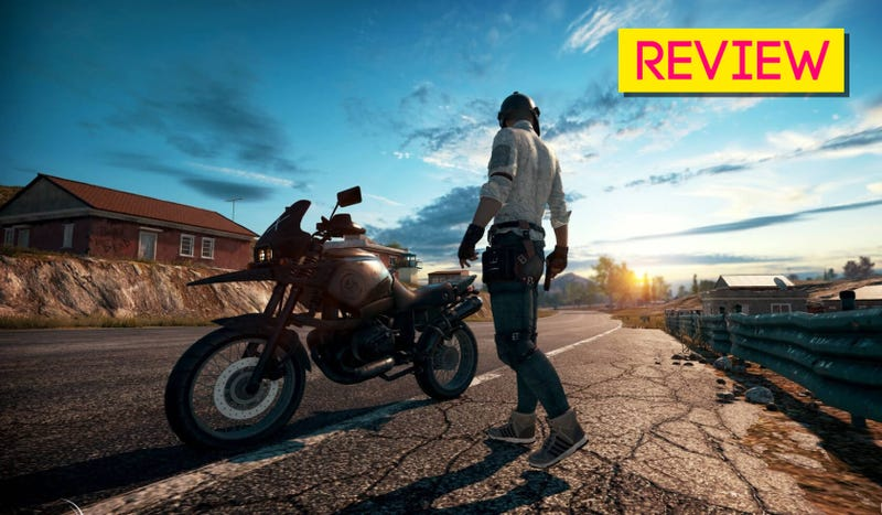 Playerunknown S Battlegrounds The Kotaku Review