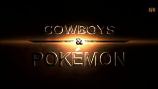 Illustration for article titled Cowboys and Pokemon