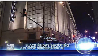 Illustration for article titled Man Shoots Woman, Kills Self at Nordstrom on Black Friday [UPDATE]