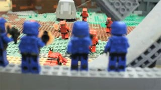 Illustration for article titled The Battle Of The Brick Is Coming
