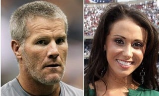 Illustration for article titled Brett Favre's Dong-Phone Number, Jenn Sterger Legal Updates, And Other Things Of Note
